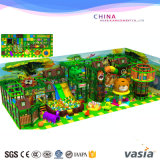 Kasteel van Naugthy van de Speelplaats van het Centrum van Playgroud van jonge geitjes het Binnen voor het Hete Verkopen