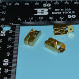 Maschinell bearbeitetes Produkt-Präzisions-Blatt-Edelstahl-Metallstempeln