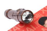 Mittlere Schalter-Taschenlampe mit Cer, RoHS, MSDS, ISO, SGS