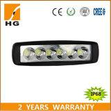 Luz del trabajo de la lámpara LED de la motocicleta de los accesorios 6 del coche ''