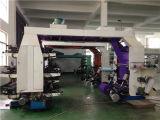 Farbe Flexo Drucken-Maschine der Film-materielle hohe Registrierung-6