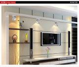 Im Freienpunkt-Leuchte, justierbar, IP54 Aluminiumgehäuse, GU10