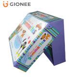 선물을%s Foldable 서류상 포장 상자를 인쇄하는 관례