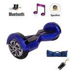 Iscooter 2016 as rodas as mais populares da placa 2 do pairo dos produtos com a música do altofalante de Bluetooth feita em Guangdong China