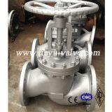 Válvula de globo manual do aço de molde
