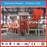 Chaîne de production complète brique concrète de ciment d'approvisionnement faisant la machine de bâti