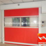 Puerta de alta velocidad con la certificación del CE Hff-0042