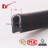 Tira flexível da canaleta em U do PVC do automóvel
