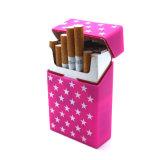 Caixa macia da caixa do cigarro, pacote do cigarro do silicone,