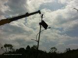 600W ветровой турбины с лопастями из алюминиевого сплава материала (wkv-600W)