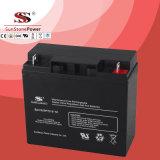 Утверждение CE свинцовокислотной батареи Spt12-18 батареи UPS солнечной батареи (12V18ah)
