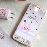 Transparent gedruckten Telefon-Kasten für iPhone 6 anpassen