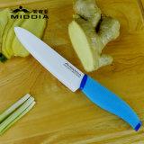 Nuevo diseño cuchillos de cocina de cerámica cuchillos de cocinero a 6 pulgadas