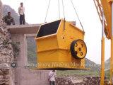 Piedra de la trituradora de impacto y trituradora de impacto de la roca