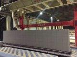 低価格AACは機械を作るオートクレーブに入れられたコンクリートブロック機械ラインAACのブロックを通気した