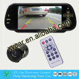7inch TFT Monitor, Visible Car Parking Sensor con Camera, 12V, affissione a cristalli liquidi Rear View Mirror (XY-2017AV)