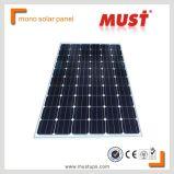 Mono painéis solares 200W da obrigação para o sistema solar