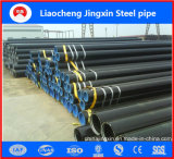 Высокочастотное Welding Steel Pipe для Contructions Black