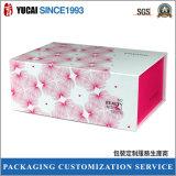 Caja de regalo de papel nuevamente diseñada