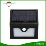 Batteria impermeabile di Fioco-Modo 2200mAh della lampada di obbligazione del sensore di movimento delle lampade dell'indicatore luminoso di via del giardino del supporto della parete di energia solare PIR LED 28PCS