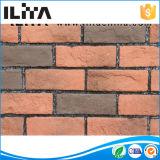 Piedra artificial de la cultura del revestimiento para el revestimiento de interior al aire libre de la pared, Yld-01010