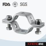 Soporte de la abrazadera de tubo sanitario del acero inoxidable (JN-PL3004)