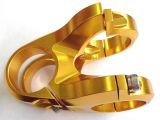 CNC 기계로 가공 부속/CNC 부속/CNC 기계로 가공 부속/금관 악기 구리 CNC 제품