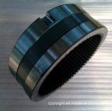 ギヤリングの拍車ギヤリングの鍛造材およびCNC機械化ギヤリングギヤ縁/歯のリング