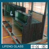 유리제 건축재료 안전에 의하여 부드럽게 하는 격리된 창 유리