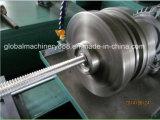 Manguera acanalada de la regadera del metal flexible que forma la máquina