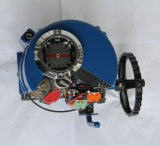 Bras de lecture/écriture électrique électrique rotatoire de quart de tour électrique de bras de lecture/écriture d'Actuator/Rack et de pignon