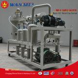 Sistema di riciclaggio Spent famoso dell'olio con il processo di distillazione sotto vuoto - serie di Wmr-B
