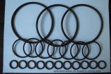 Selos de borracha dos anéis-O do plutônio Aflas de NBR HNBR FKM Viton Acm
