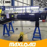 Double élévateur électrique de câble métallique de poutre de 3.2 tonnes (MLER3.2-06D)