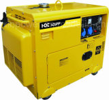 세륨을%s 가진 휴대용 Small Power 5kw Diesel Generator Set