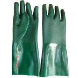 De Handschoen van het Werk van de Veiligheid van de Handschoenen van de Schil van de Aardappel van pvc van de Handschoenen van de Visserij van pvc