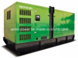 Stamford Alternatorの250kVA Doosan Silent Diesel Generator Set