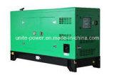 groupe électrogène diesel insonorisé de 250kVA Doosan avec l'alternateur de Stamford