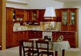 Moderne Pantry-Geräten-hölzerne Unterseite verwendete Küche-Schränke Craigslist