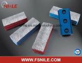 석재 용 금속 본드 연삭 공구 다이아몬드 Fickert 연마 (T1의 140mm)