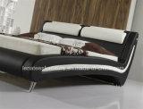 A064モジューラ設計の現代ベッドの家具