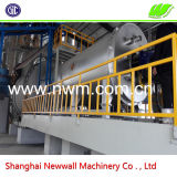 Automatic lleno 60tph Yellow Sand Dryer