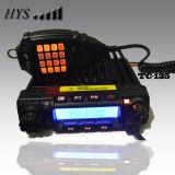 VHF Tc-135 o UHF móvil jamón transceptor de radio