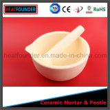 Mortero de cerámica del alúmina de Heatfounder el 99%