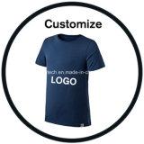 Coutume de T-shirt avec le logo