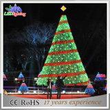 Luz moderna da decoração do Xmas do carrinho da árvore de Natal do diodo emissor de luz dos presentes de feriado