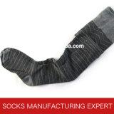 Cotone mercerizzato del ginocchio delle donne alto (UBUY-105)