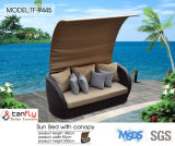 Outdoor Beach Rattan Chair Creative Lounge de lazer personalizado