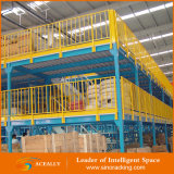 Aceally Direct Hot Selling Steel Mezzanine Floor für Warehouse