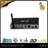 Новая коробка Google TV 2g/8g Android Ott TV набора микросхем Amlogic S812